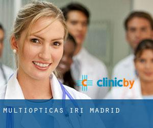 Multiopticas Iri Madrid